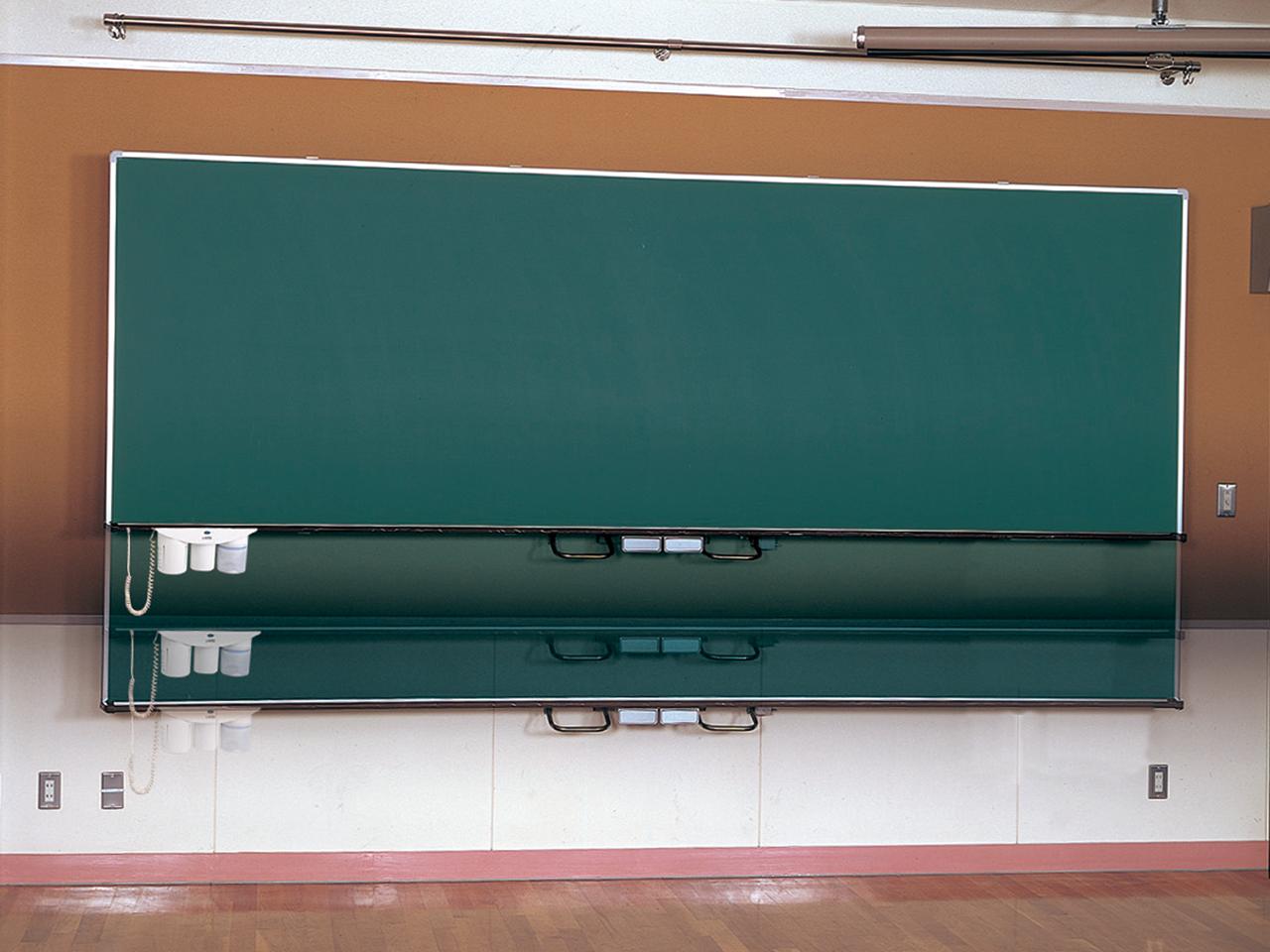 スライダー黒板・ホワイトボード